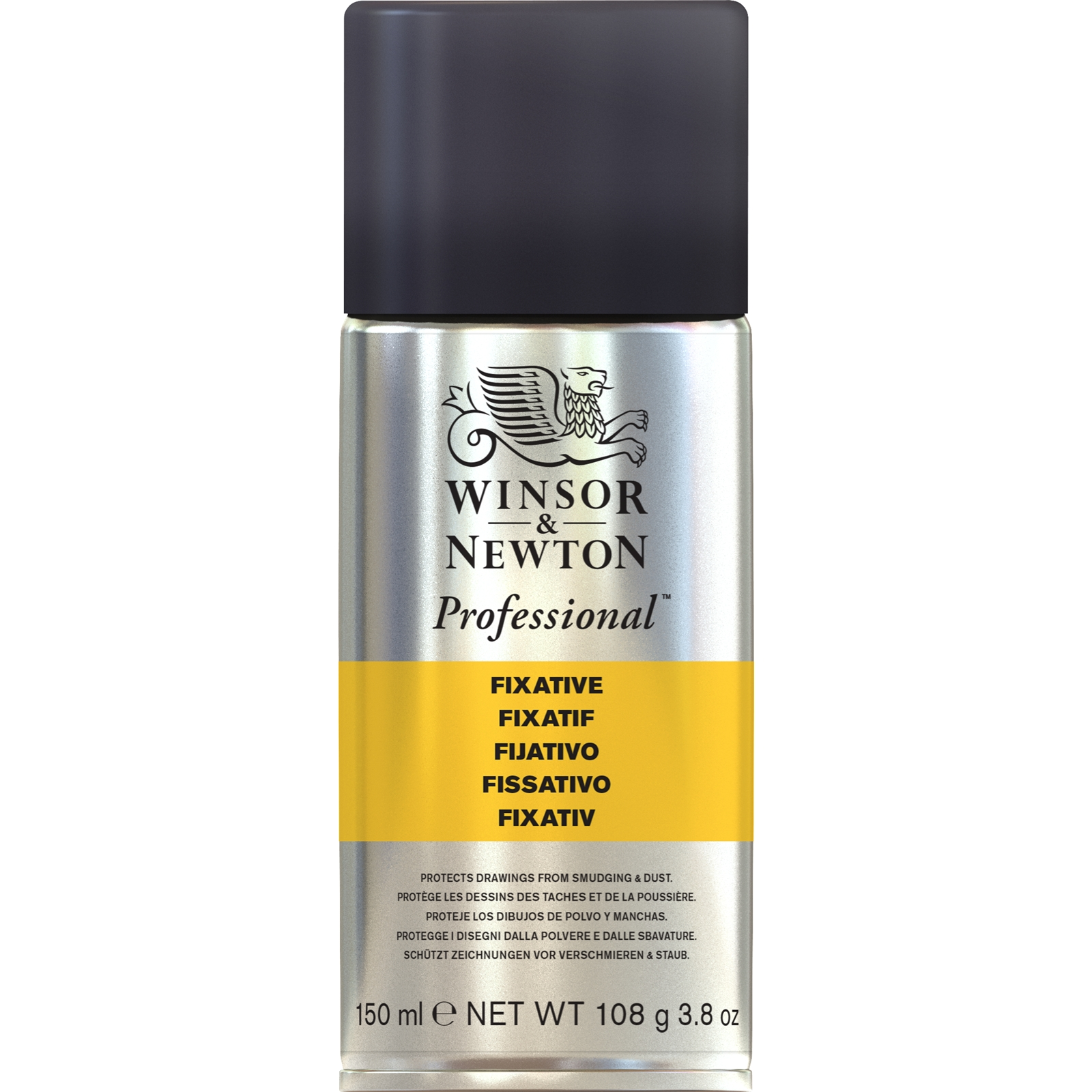 Winsor & Newton Fixative Spray for Alcohol Ink